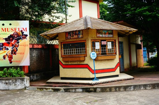 Don Bosco Centre for Indigenous Cultures: Ticket Booth