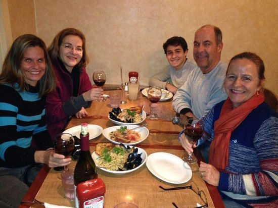 Squat and Gobble: Boa comida