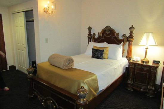 Floridan Palace Hotel: King Room