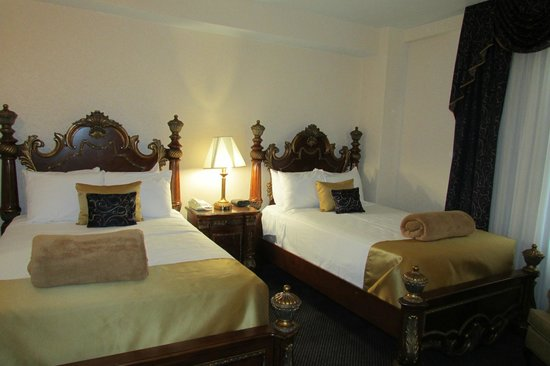 Floridan Palace Hotel: Twin Bed Room