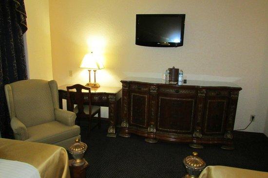 Floridan Palace Hotel : Room Decore