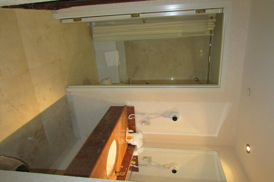 Floridan Palace Hotel : Marble Bath