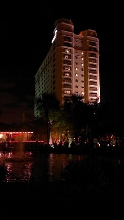 Doubletree by Hilton Orlando at SeaWorld: one of the tower blocks