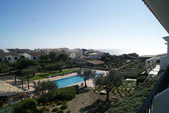 Hotel Sol Ixent: Vistas desde la habitación