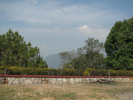 Cherrapunjee Holiday Resort: Clear Landscape