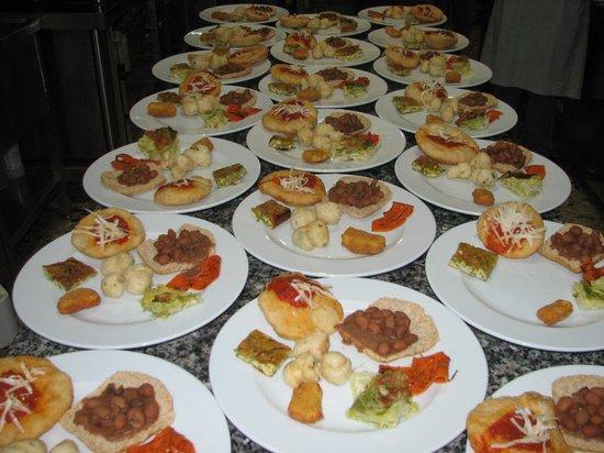 Osteria del Notaro : i piatti