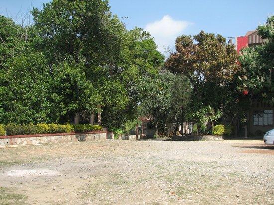 Cherrapunjee Holiday Resort: Entrance