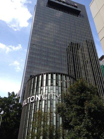 Carlton City Hotel Singapore : отель