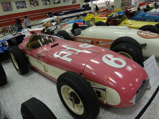 Indianapolis Motor Speedway Museum: 1955 Indianapolis 500 Winner