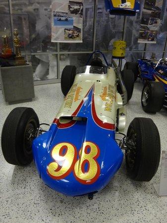 Indianapolis Motor Speedway Museum: 1963 Indianapolis 500 Winner
