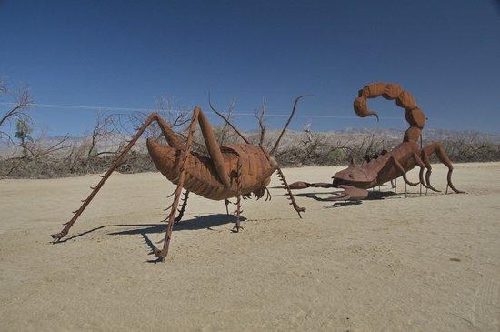 Galleta Meadows : Magical beasts