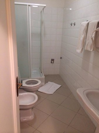 Residence Bologna: Bagno