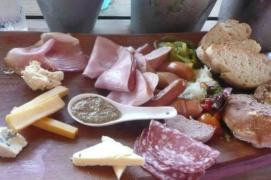 Spice Route Destination: Meat & Cheese Platter