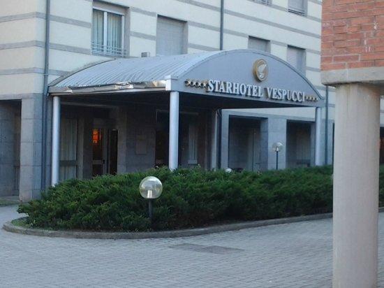 Starhotels Vespucci: bagno