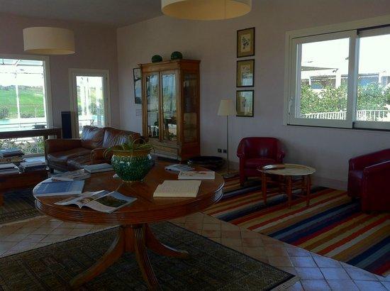 La Foresteria Planeta Menfi: Hall & Reception