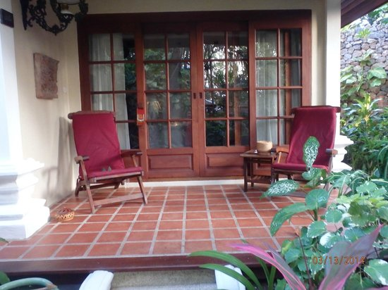 Poppies Samui : Front Porch