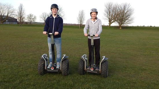 Experience The Country: Teens Segway Experience