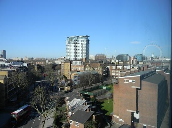 H10 London Waterloo: De notre fenêtre de chambre ...