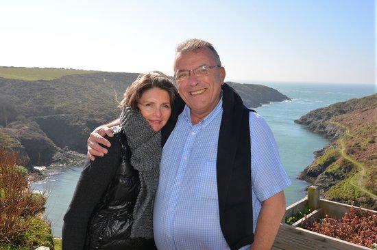 Castel Clara Thalasso & Spa : Des vacanciers très heureux de leur séjour.