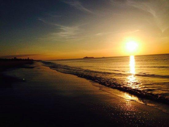 Las Perlas Hotel & Resort Playa Blanca : Beach