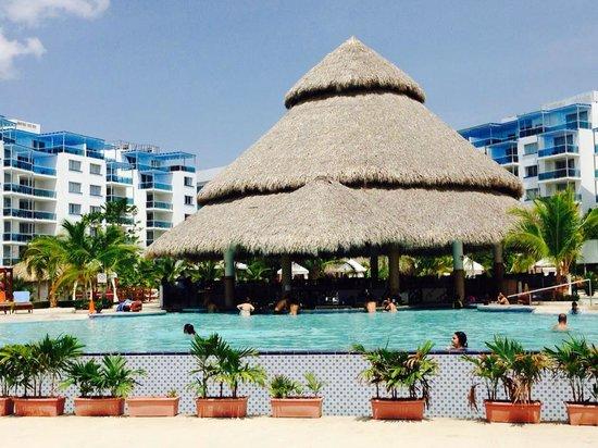Las Perlas Hotel & Resort Playa Blanca : Pool