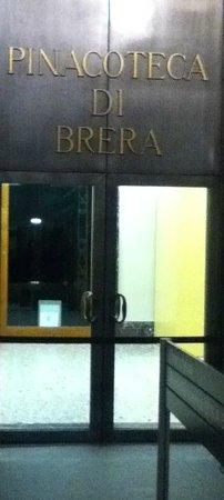 """Pinacoteca di Brera: in arte """"pina"""""""