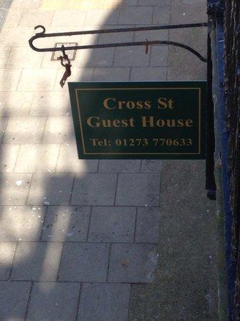 Cross Street Guesthouse : Cross st guest house