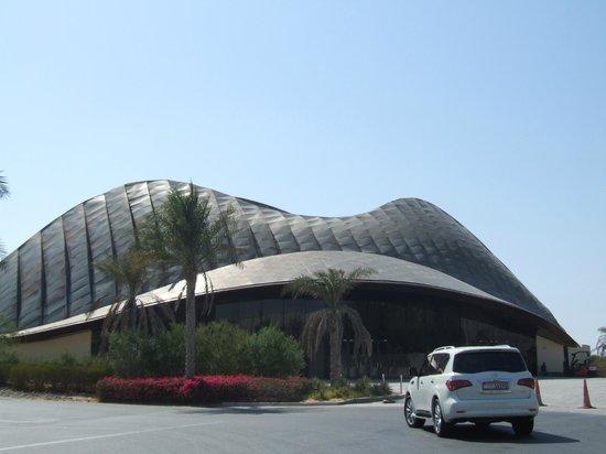 Manarat al Saadiyat: Pawilon promujący Emiraty Arabskie na wystawie Expo w Szanghaju