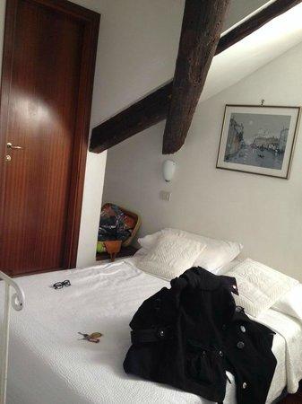 Hotel ai do Mori: comfortable and cozy room.