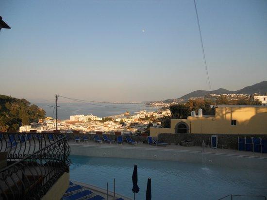 Hotel Terme San Lorenzo: tramonto
