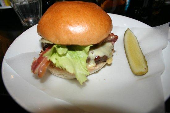 Byron Charing Cross: Fantastico hamburger!