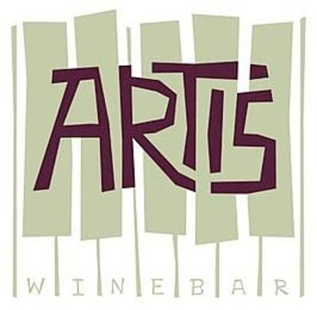Artis Wine Bar : Artis Logo