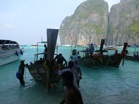 Phuket Sail Tours: Maya Bay