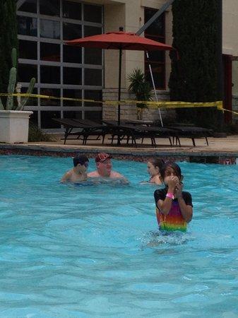 Hyatt Residence Club San Antonio, Wild Oak Ranch: Wild Oak Ranch Pool time