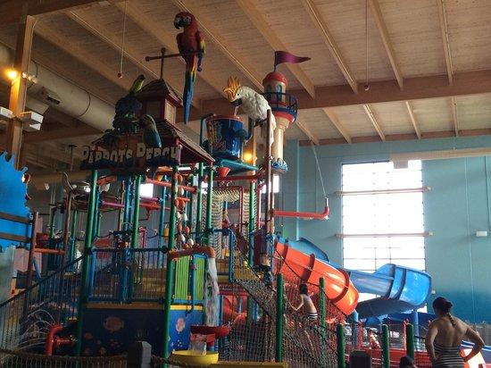 Kansas City Royals Kids Play Area