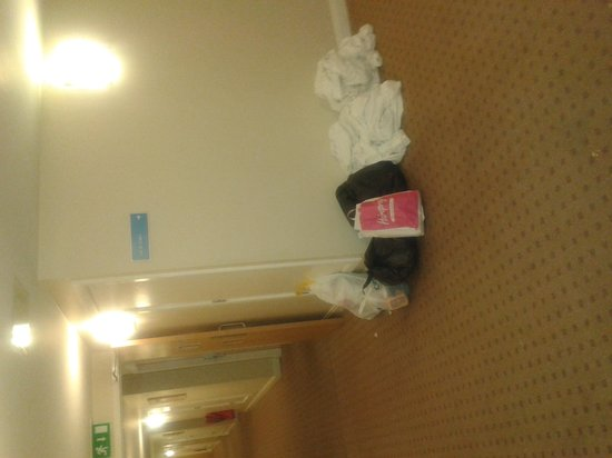 Travelodge Dublin Airport South Hotel : Laundry