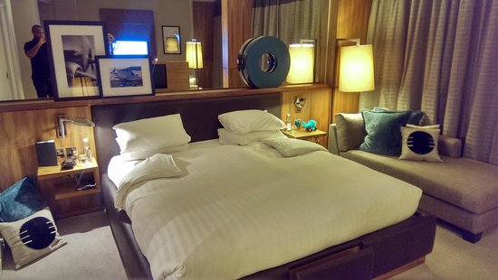 Aviator Hotel: Room