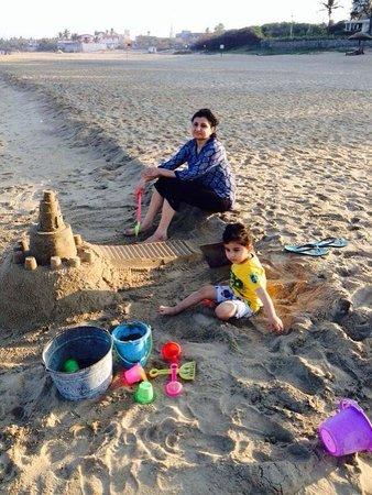 Vivanta by Taj - Fisherman's Cove: At the beach