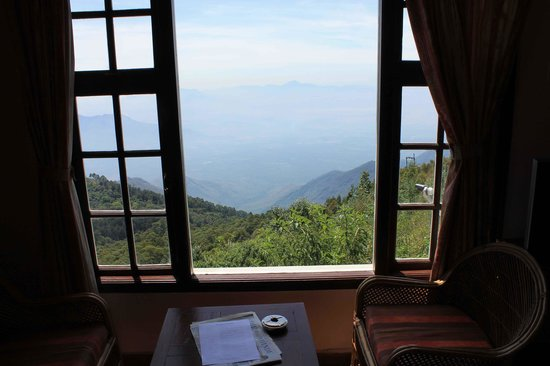 Villa Retreat : view from classic room