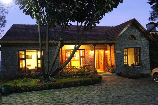 Villa Retreat : reception