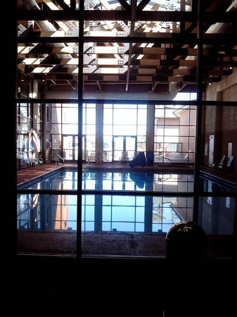 Best Western Plus Ruby's Inn: Swimming pool