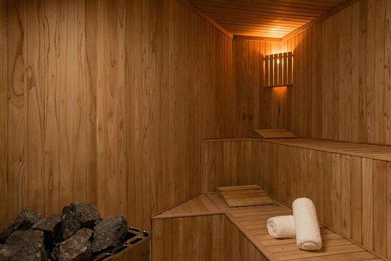 Hostería La Camila: Sauna Seco