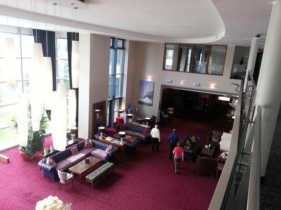 Cork International Hotel: Lobby Area