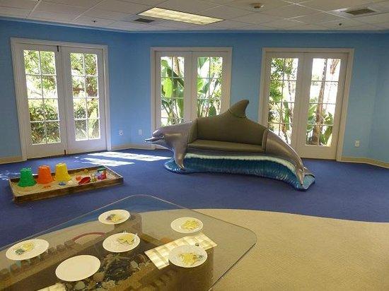 Marriott's Newport Coast Villas: Children's Activity Center
