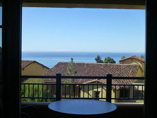 Marriott's Newport Coast Villas: Good morning view