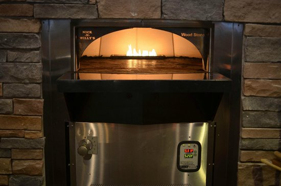 Marley's Brewery and Grille: Try Something From Our Brick Oven Menu