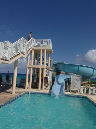 Franklyn D. Resort: Big kids' pool (there's another pool for smaller kids)