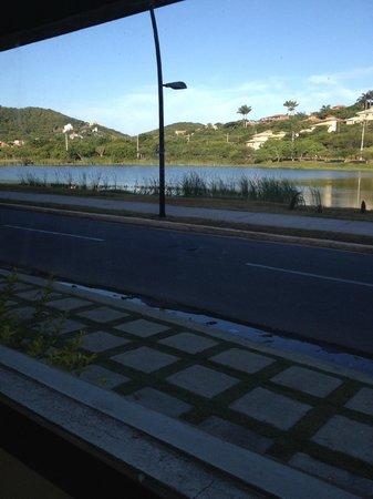 Barra da Lagoa Hotel : frente al hotel