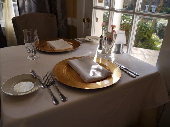 Burke Manor Inn : Dining Room