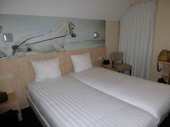 Hotel Iron Horse: Habitación twin